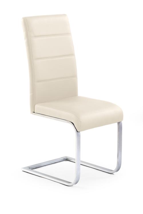K85 krzesło ciemny krem (1p=4szt)