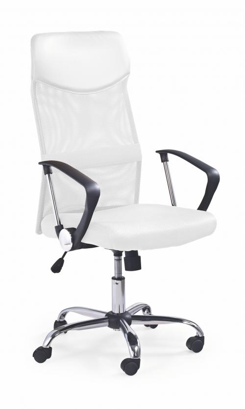 Fotel obrotowy VIRE  biały