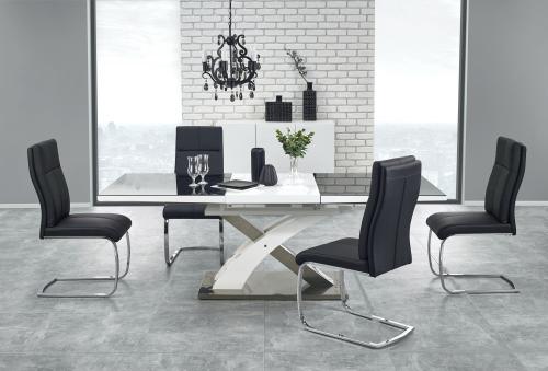 Stół rozkładany SANDOR 2 czarny