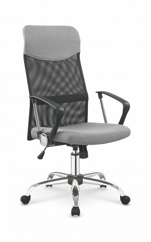 VIRE 2 fotel pracowniczy tkanina popiel