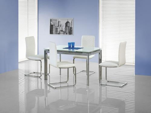 LAMBERT stół rozkładany ekstra biały (2p=1szt)