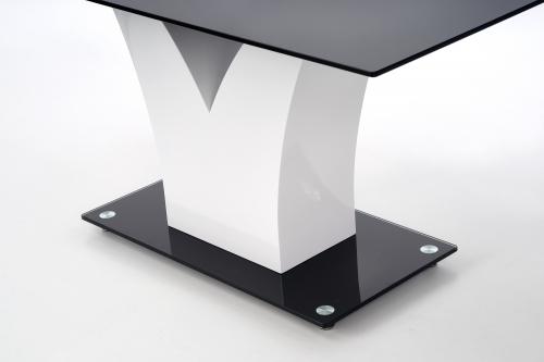 VESPER stół czarny (3p=1szt)
