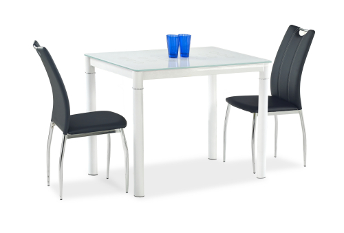ARGUS stół mleczny/biały (2p=1szt)