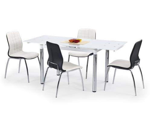 L31 stół rozkładany biały (2p=1szt)