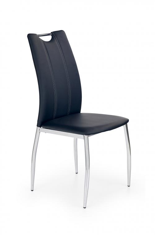 K187 krzesło czarne (1p=4szt)
