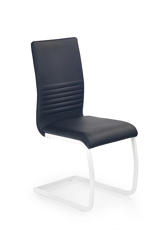 K185 krzesło czarny (1p=4szt)