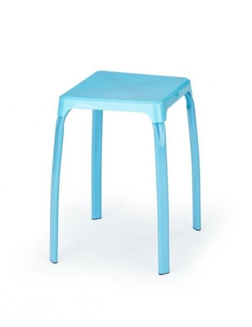 TICO taboret niebieski (1p=8szt)