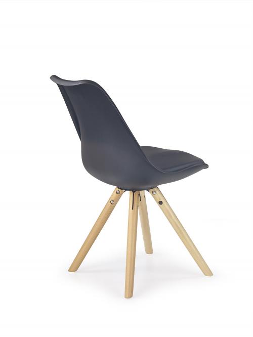 K201 krzesło czarne (1p=4szt)