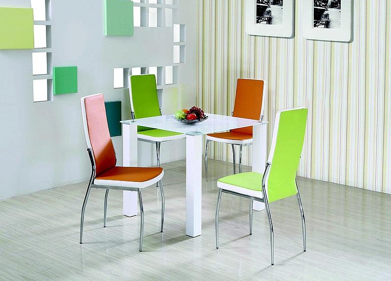 MERLOT KWADRAT stół biały (2p=1szt)