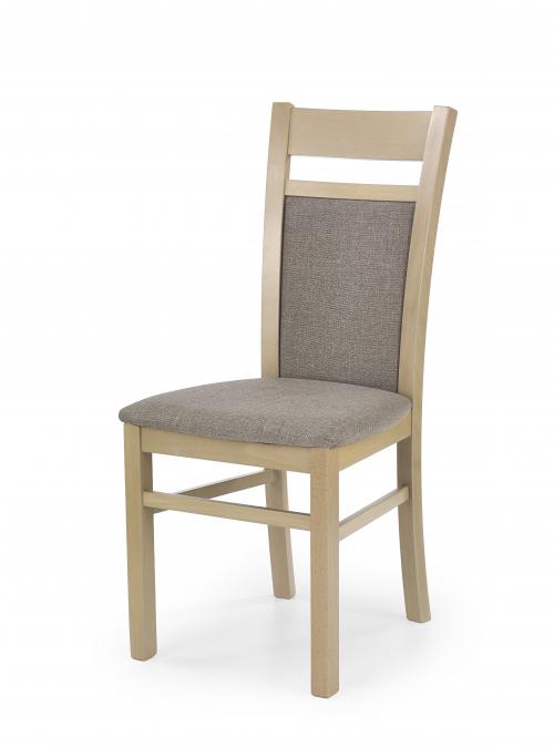 GERARD2 krzesło dąb sonoma / tap: Inari 23 (1p=2szt)