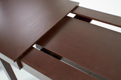 SEWERYN 160/300 cm stół kolor ciemny orzech (160-300x90x76 cm) (3p=1szt)
