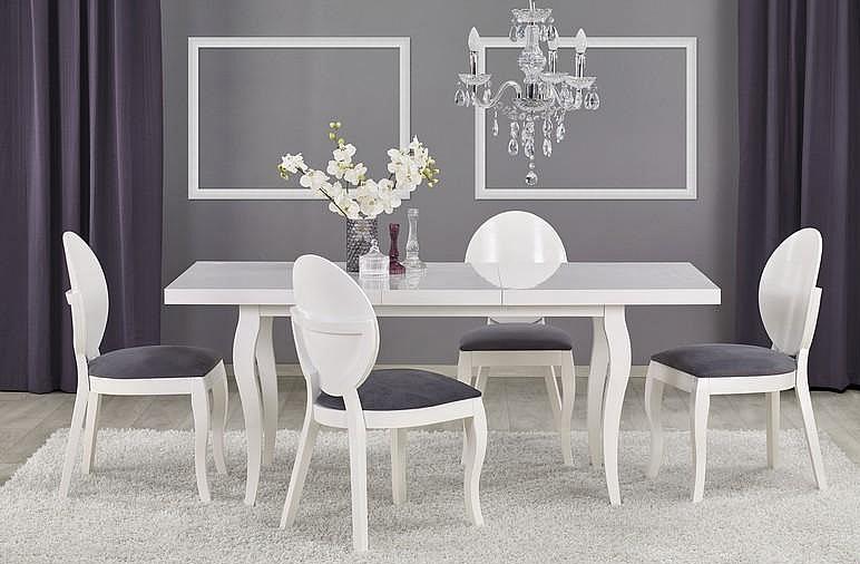 MOZART stół biały
