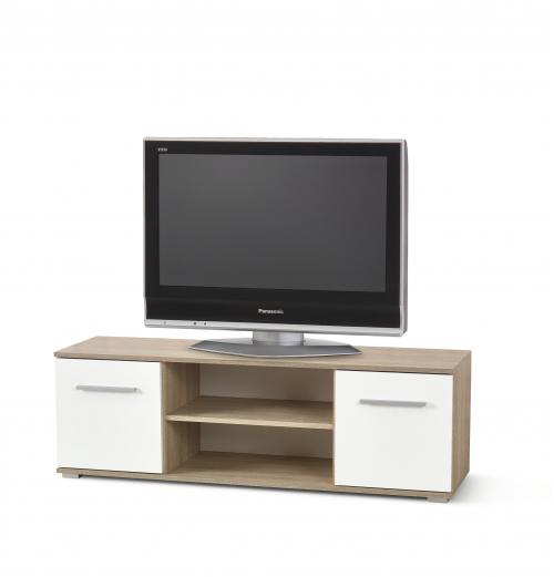 LIMA RTV1 dąb sonoma / biały