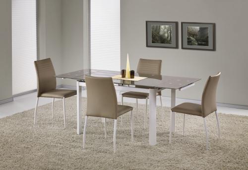 ALSTON stół beżowy/biały (2p=1szt)